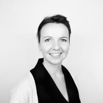 Photo portrait d'Élise Vercoutre, directrice du Carrefour Rennes Cesson