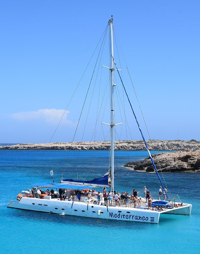 Séjour de Relation Publique sur un bateau pour une entreprise bretonne et ses meilleurs clients